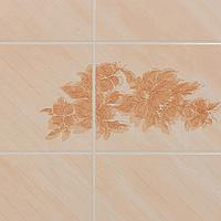 """Стеновая панель из ДВП """"Talavera Lily"""" 1220 х 2440 х 3 мм"""