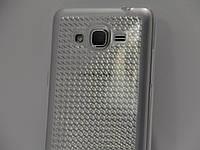 Чехол для смартфона Samsung J2 Prime G532, G530, G531 Prime перелив белый, фото 1