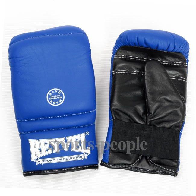 Перчатки боксерские (снарядные/битки) Reyvel, винил, размер L - Наш интернет-магазин: sports-people.com.ua в Одессе