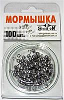 Мормышка GSTREAM Дробинка малая 0,40g