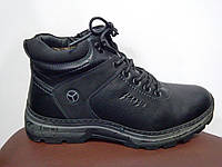 Ботинки мужские зимние на меху оптом