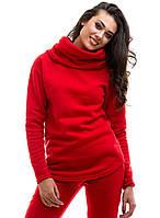 Зимний костюм красный