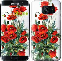 "Чехол на Samsung Galaxy S7 Edge G935F Маки ""523c-257"""