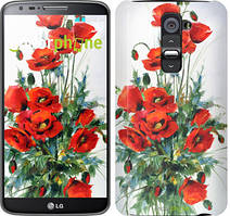 "Чехол на LG K8 K350E Маки ""523c-297"""