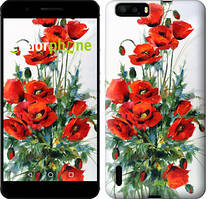 "Чехол на Huawei Honor 6 Plus Маки ""523u-179"""