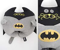 Мягкая игрушка Кот Бетмен Большой 37х34 см
