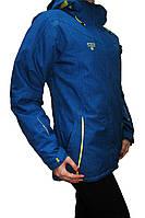 Женский горнолыжная куртка Avecs, синяя P. M, L, XL, XXL