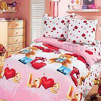 Постельное белье в кроватку Сюрприз  (бязь ГОСТ)