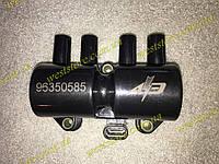 Катушка зажигания (модуль) 4 контакта Lanos,Leganza,Nubira Ланос, Нубира, Espero Авто-Электрика 96350585