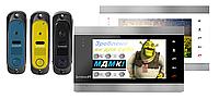 Комплект видеодомофона Intercom IM-12 Standart