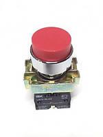 Кнопка управления LAY5-BL41 без подсветки красная 1з ИЭК