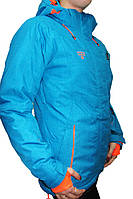 Женский гонолыжная куртка Avecs, голубая P. M, L, XL, XXL