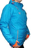 Женский гонолыжная куртка Avecs, голубая P. M, фото 1