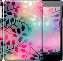 "Чехол на Xiaomi Mi Pad Листья ""2235u-361"""