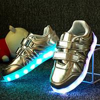 LED кроссовки с подсветкой детские