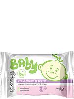 Крем-мыло детское Чабрец и череда 90г Dr.Sante Baby