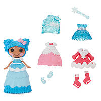 Набор с куклой лалалупси Принцесса Снежинка Mini Lalaloopsy Style 'N' Swap Doll - Princess Mittens