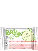 Крем-мыло детское Овес и оливковое масло 90г Dr.Sante Baby