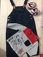 Детская одежда секонд хенд  от 0 до 3 лет, 1+2 сорт микс