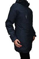 Женская горнолыжная куртка Snow Headquarter, темный-джинс P. S, M, L, XL, XXL