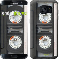 "Чехол на Samsung Galaxy S7 Edge G935F Кассета ""876c-257"""