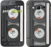 "Чехол на Samsung Galaxy J1 Mini J105H Кассета ""876c-258"""