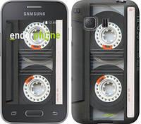 "Чехол на Samsung Galaxy Young 2 G130h Кассета ""876u-206"""
