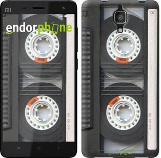 """Чехол на Xiaomi Redmi 1s Кассета """"876c-279"""""""