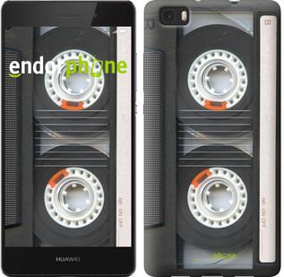 """Чехол на Huawei Ascend P8 Lite Кассета """"876u-126"""""""