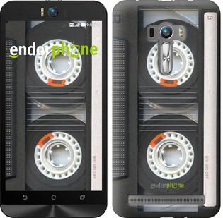 """Чехол на Asus ZenFone Selfie ZD551KL Кассета """"876u-116"""""""