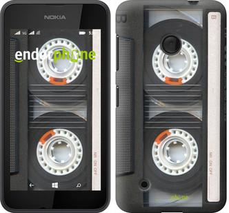 """Чехол на Nokia Lumia 530 Кассета """"876u-205"""""""