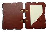Папки-меню з листової шкіри., фото 5