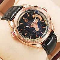 Мужские наручные часы Tag Heuer Grand Carrera Calibre 36 Gold/Black