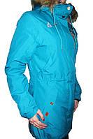 Женская горнолыжная парка Azimuth, бирюза P. 34 36 38, фото 1