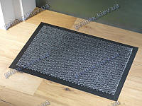 Ковер грязезащитный Стандарт 40х60см. цвет серый