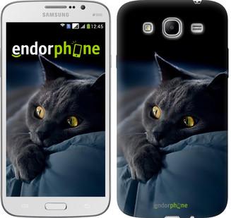 "Чехол на Samsung Galaxy Mega 5.8 I9150 Дымчатый кот ""825u-309"""