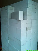 "Газобетонные блоки 100х200х600 ""ААС"" D500"
