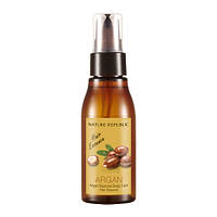 Nature Republic Argan Essential Deep Care Hair Essence Эссенция для волос с маслом арганы