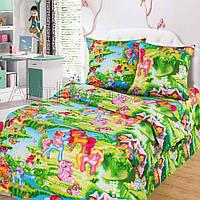 Подростковый комплект постельного белья Волшебные сны, бязь ГОСТ