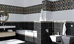 Матовая плитка для ванной, кухни, коридора или глянцевая – кто победит? ( интересные статьи)