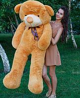 Плюшевый медведь Тедди 180 см Карамельный