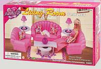 Мебель для кукол Гостиная