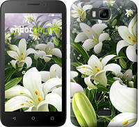 "Чехол на Huawei Ascend Y5C Белые лилии ""2686c-146"""