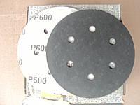 Шлифовальный круг на липучке PS19 EK Klingspor p400 GLS3 для обработки ДВП, МДФ и твердой древесины (314286)