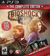 Игра Bioshock Infinite: The Complete Edition (PS3)