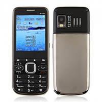 Китайский Nokia 6700, silver/black, 4 сим, Tv, java, 3.5 мм Jack.