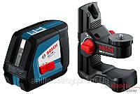 Нивелир лазерный линейный Bosch GLL 2-50 + Держатель BM 1