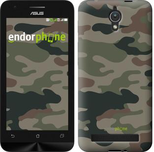 """Чехол на Asus ZenFone C ZC451CG Камуфляж v3 """"1097u-181"""""""