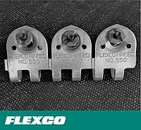Flexco 550 Bolt Hinged болтовые шарнирные механические соединители конвейерной ленты 550J1400NC-SN