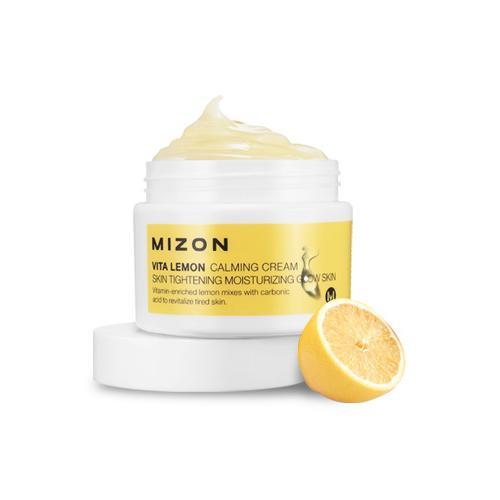 Mizon Vita Lemon Calming Cream Витаминный крем с экстрактом лимона